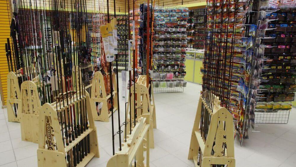 интернет магазин рыболовных товаров в щелково
