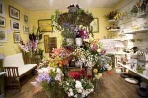 Открытие своего цветочного салона