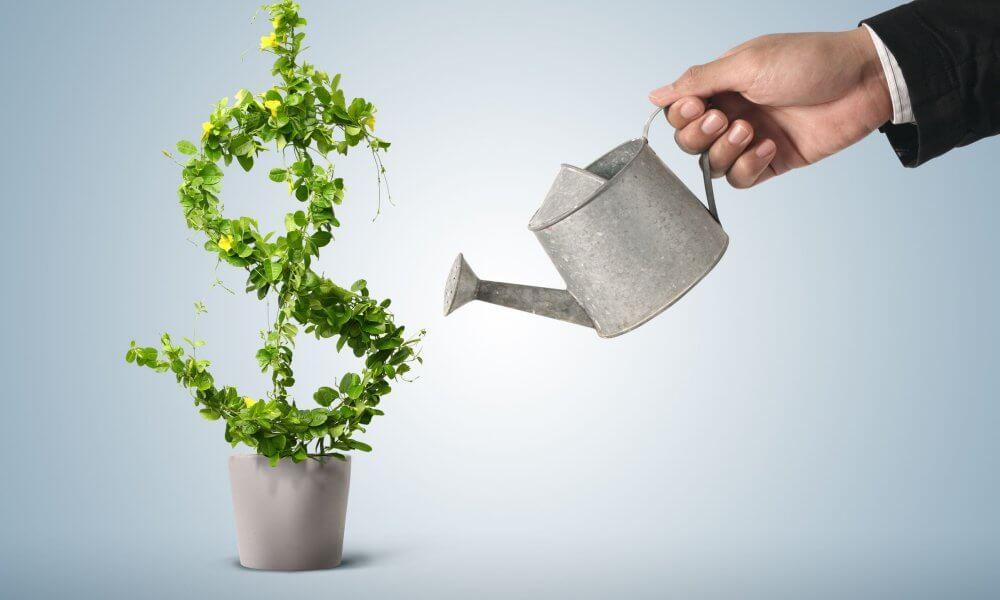 Вкладывание денежных средств в инвестиции