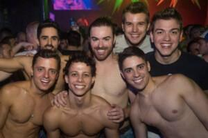 Ночной клуб для сексуальных меньшинств