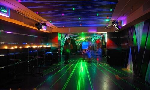Открытие ночного клуба