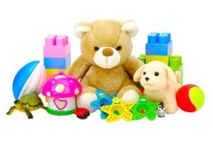 Выбор игрушек для детского центра