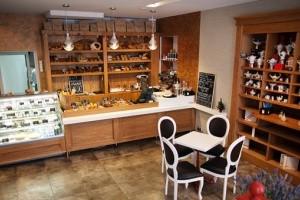 Оформление зала мини-пекарни
