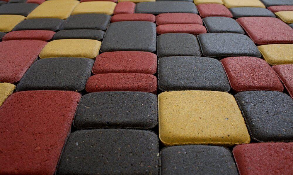 Открытие бизнеса по производству тротуарной плитки