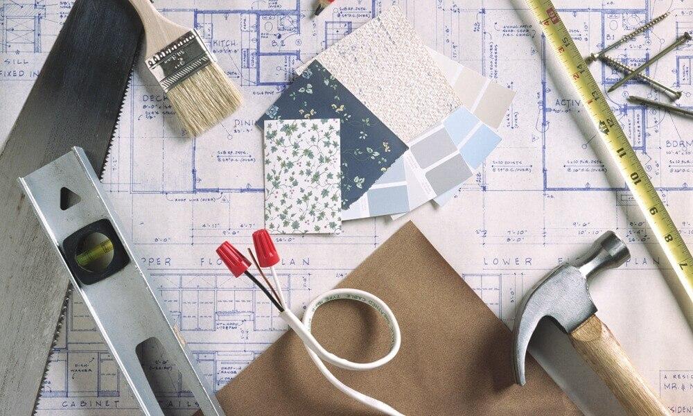Организация бизнеса по ремонту квартир