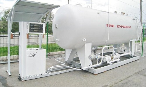 Организация газовой заправки в качестве бизнеса