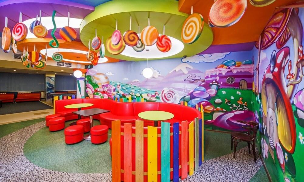 Составление бизнес плана детского кафе