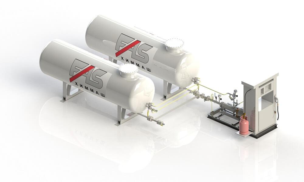 Газовая заправка в качестве бизнеса