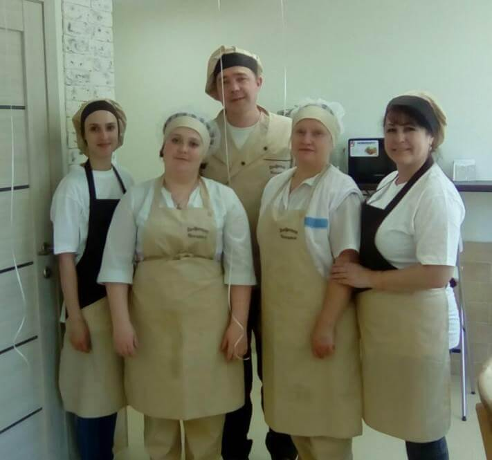 Компания «Добропек» открыла первую пекарню в Санкт-Петербурге
