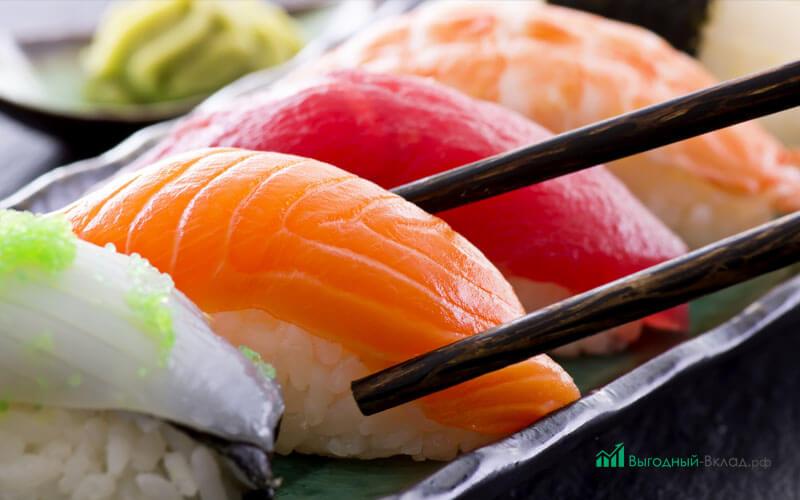 Как открыть суши-бар с нуля?