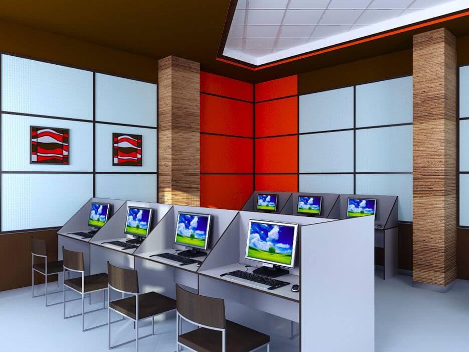 Готовый бизнес-план интернет-кафе