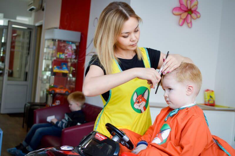Детская парикмахерская: бизнес-план