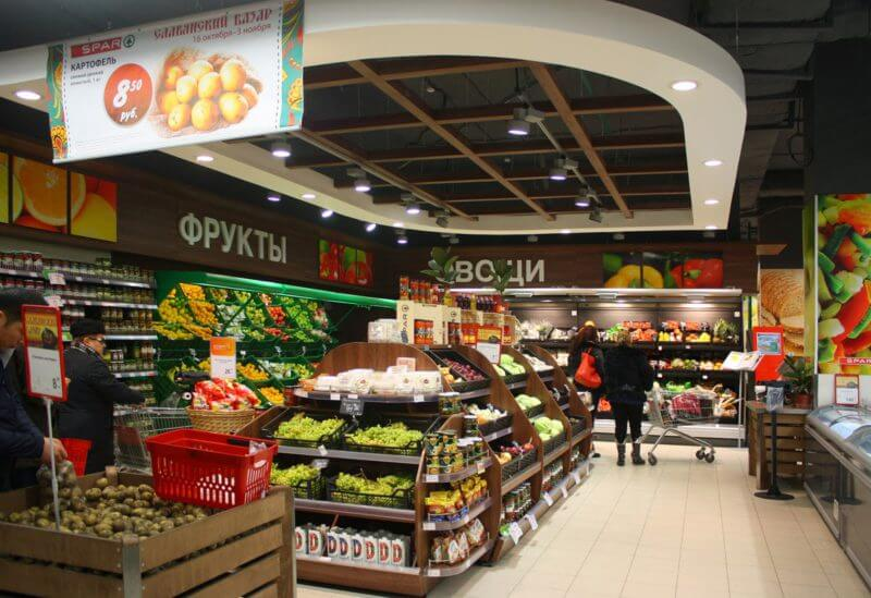 Бизнес-план магазина продуктов